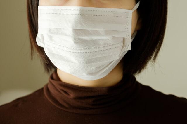 マスク肌荒れ